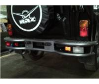 Бампер задний на УАЗ 469 Тайга