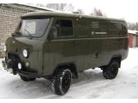 Каркас кузова (фургон остекленный) инжектор, щиток приборов Евро-4. крепление н/о защитный