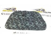 Утеплитель радиатора 469 омон (серый камуфляж) прострочка ромбом