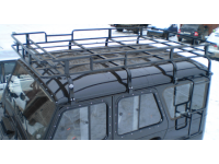 Багажник на УАЗ Хантер Браконьер (8 опор)