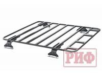 Багажник (платформа) РИФ 1200х1400 мм для Mitsubishi L200 2005-2015