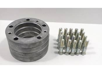 Расширитель колеи (ступичные проставки) УАЗ (5*139,7) 25 мм (дюраль)