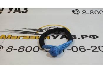 Шакл веревочный 3т (синий)